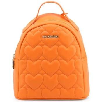 Taška Ženy Batohy Love Moschino JC4249PP0CKG0450 Oranžové