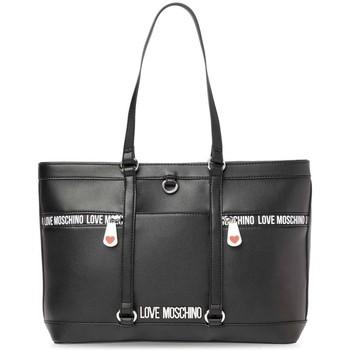Taška Ženy Velké kabelky / Nákupní tašky Love Moschino JC4148PP1DLD0000 Černé