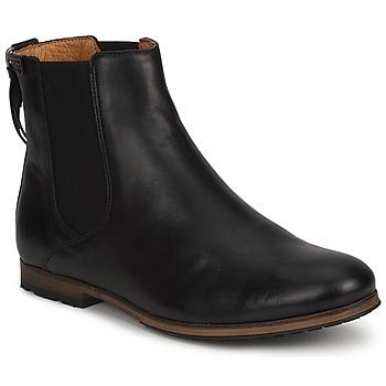 Boty Ženy Kotníkové boty Aigle MONTAIGU Černá