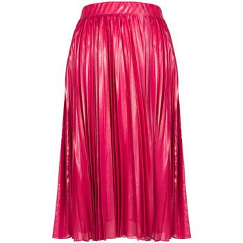 Textil Ženy Sukně Pinko  Růžová