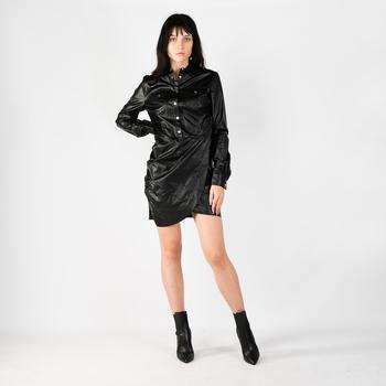 Textil Ženy Krátké šaty Pinko  Černá