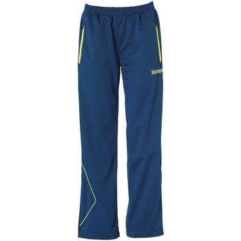 Textil Ženy Kalhoty Kempa Pantalon Femme Curve Classic bleu/jaune