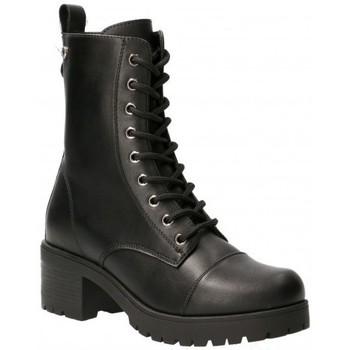 Boty Ženy Kotníkové boty Etika 56138 Černá