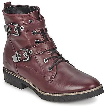 Boty Ženy Kotníkové boty Carvela SIMMY Bordó