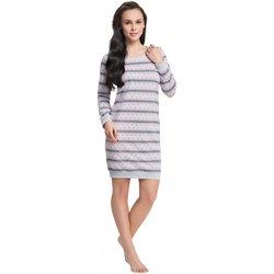 Textil Ženy Pyžamo / Noční košile Luna Noční košile 40 grey