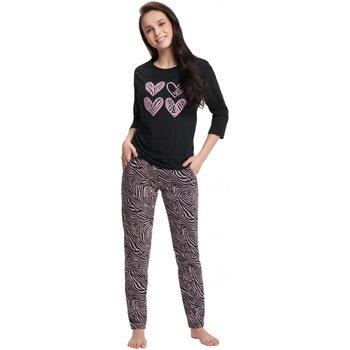Textil Ženy Pyžamo / Noční košile Luna Dámské pyžamo 565