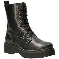 Boty Ženy Kotníkové boty Etika 55140 Černá