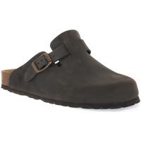 Boty Pantofle Bioline 1900 FUMO INGRASSATO Grigio