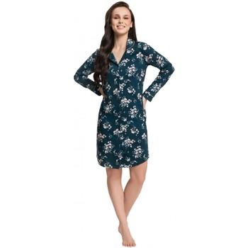 Textil Ženy Pyžamo / Noční košile Luna Noční košile 42 dark blue