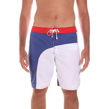 Textil Muži Plavky / Kraťasy Ea7 Emporio Armani 902003 6P742 Modrý