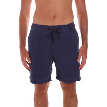 Textil Muži Plavky / Kraťasy Superdry M30000HO Modrý