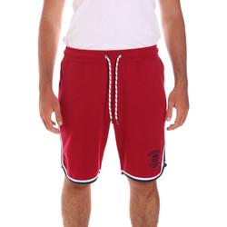Textil Muži Plavky / Kraťasy Key Up 2S65F 0001 Červené
