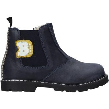 Boty Děti Kotníkové boty Balducci MAT2152C Modrý