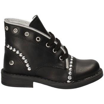 Boty Děti Kotníkové boty Melania ME1028B7I.A Černá