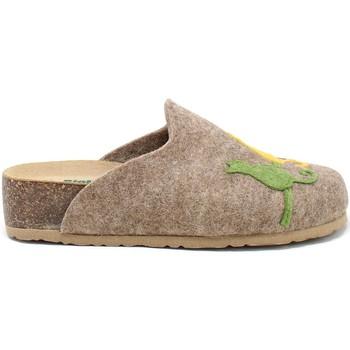 Boty Ženy Papuče Bionatura 12BLMOO-I-FELC65 Hnědý