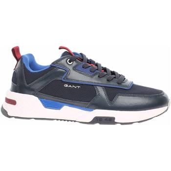 Boty Muži Nízké tenisky Gant Pánská obuv  23637042 Carst marine multi Modrá