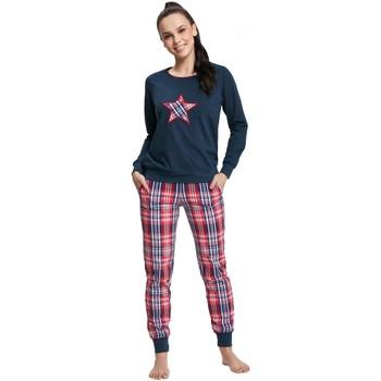Textil Ženy Pyžamo / Noční košile Luna Dámské pyžamo 515