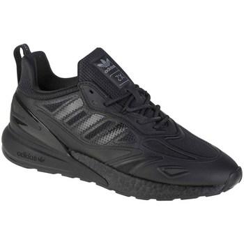 Boty Muži Běžecké / Krosové boty adidas Originals ZX 2K Boost 20 Černé
