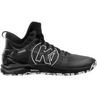 Boty Muži Sálová obuv Kempa Chaussures  Attack Midcut 2.0 noir