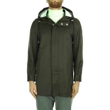 Textil Muži Větrovky Mackintosh MARGIE GMH-1020 TC03 Zelená