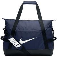 Taška Sportovní tašky Nike Academy Team Černé, Tmavomodré