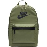 Taška Batohy Nike Heritage Zelené