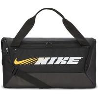 Taška Sportovní tašky Nike Brasilia Graphic Training Černé