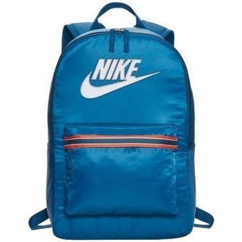 Taška Batohy Nike Heritage Jersey Culture Modré