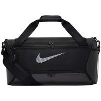 Taška Sportovní tašky Nike Brasilia Duffel Winter Černé
