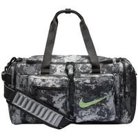 Taška Sportovní tašky Nike Utility Printed Šedé, Grafitové