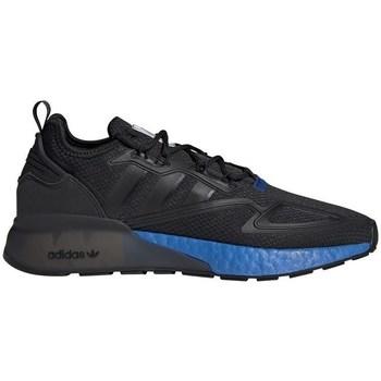 Boty Muži Běžecké / Krosové boty adidas Originals ZX 2K Boost Černé