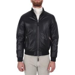Textil Muži Bundy Leather Authority DERR PLON Černá