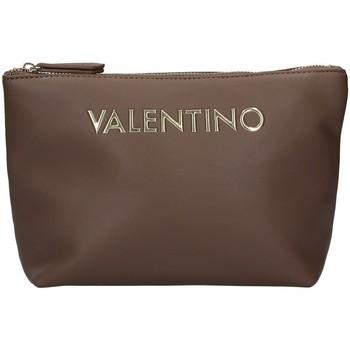 Taška Ženy Taštičky Valentino Bags VBE5JM513 Béžová