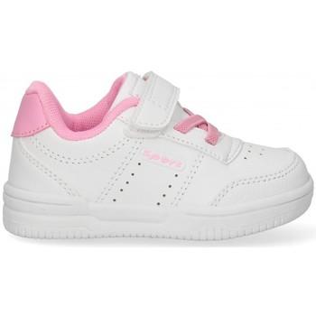 Boty Dívčí Nízké tenisky Bubble 58938 Růžová