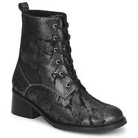 Boty Ženy Kotníkové boty Tiggers ROMA Černá