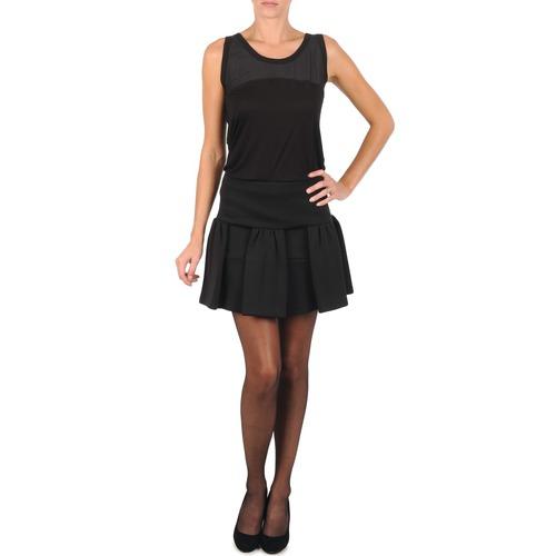 Textil Ženy Sukně Manoush JUPE MERINGUE Černá
