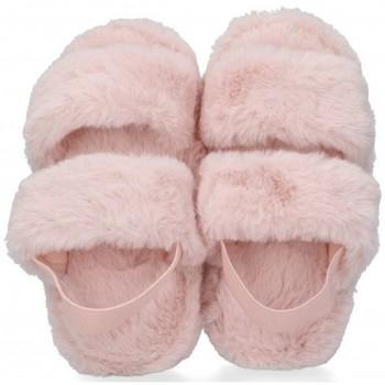 Boty Dívčí Papuče Luna Collection 60419 Růžová