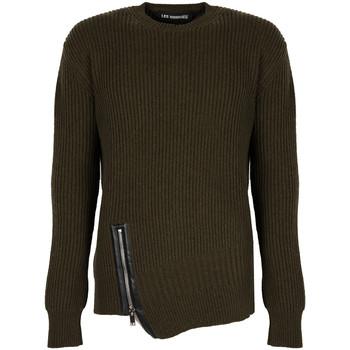 Textil Muži Svetry Les Hommes  Zelená