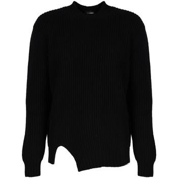 Textil Muži Svetry Les Hommes  Černá