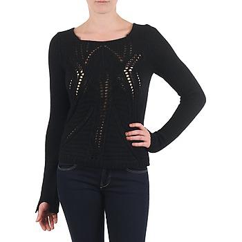 Textil Ženy Svetry Antik Batik LACE Černá
