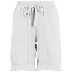 Textil Ženy Kraťasy / Bermudy Deha Hype Bílé