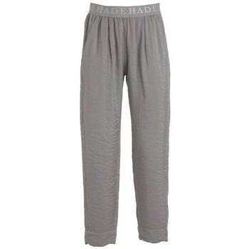 Textil Ženy Teplákové kalhoty Deha D43307 Šedé