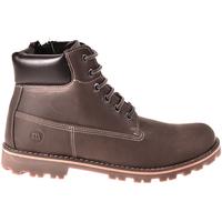 Boty Děti Kotníkové boty Melania ME6629F8I.S Hnědý