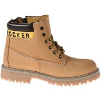 Boty Děti Kotníkové boty Melania MK6063F8I.C Žlutá