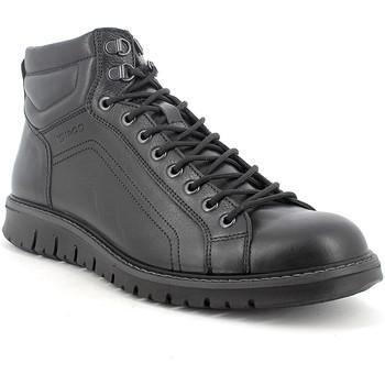 Boty Muži Kotníkové boty IgI&CO 8109900 Černá