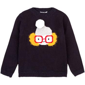 Textil Děti Svetry Losan 126-5008AL Modrý