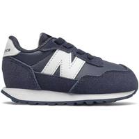 Boty Děti Nízké tenisky New Balance NBIH237NV1 Modrý