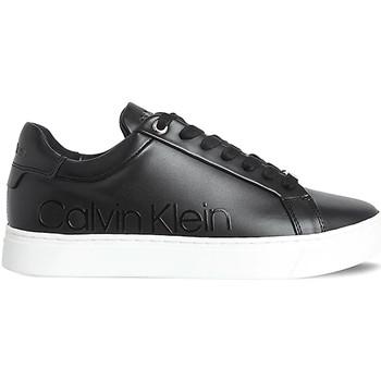 Boty Ženy Nízké tenisky Calvin Klein Jeans HW0HW00574 Černá