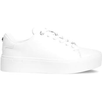 Boty Ženy Nízké tenisky Calvin Klein Jeans HW0HW00575 Bílý