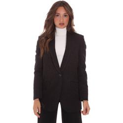 Textil Ženy Saka / Blejzry Pinko 1B14E5 7978 Černá
